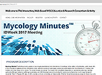 Mycology Minutes(TM) from the IDWeek 2017 Meeting
